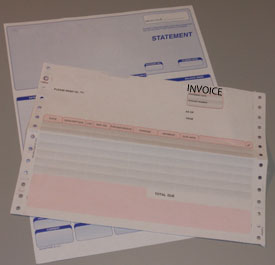 Invoices and Statements