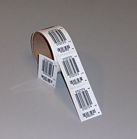 Tracking Sidewall Barcodes