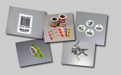 barcode labels for tire industry